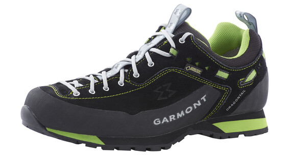 Garmont Dragontail LT GTX Shoes Men Black/Green